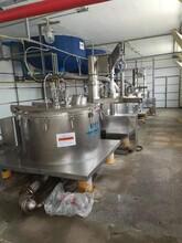 供应转让乳品厂设备,不锈钢罐,发酵罐,灌装机图片