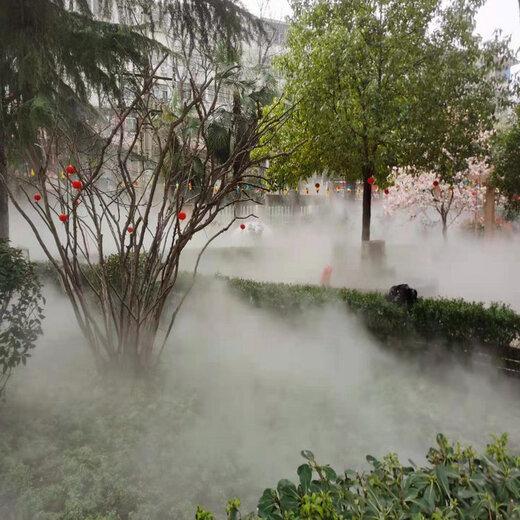 洛陽游樂園霧森系統靜音型