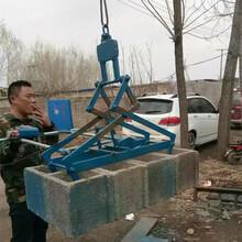 电动水泥砖起砖机水泥砖上车机价格图片