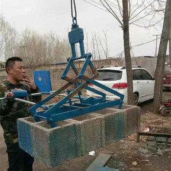 電動水泥磚起磚機水泥磚上車機價格