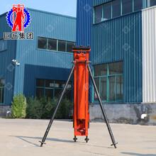 華夏巨匠KQZ-100氣動潛孔鉆機25米工程鑿巖機礦山巖石鉆孔設備圖片