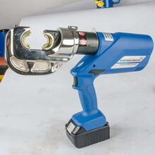 EZ300/400導線端子壓接機手持充電式電動液壓鉗鋰電壓線鉗圖片