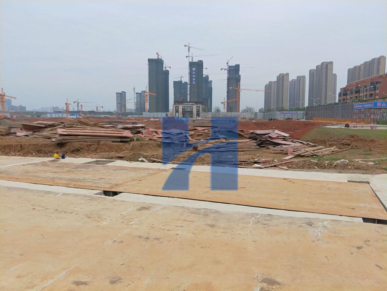 上海定做銷售安裝各種規格地磅供應