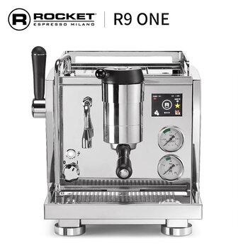 意大利ROCKET火箭R9ONE变压萃取家用商用半自动意式咖啡机