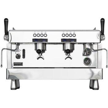 意大利ROCKET火箭R9双头电控双锅炉商用半自动意式咖啡机
