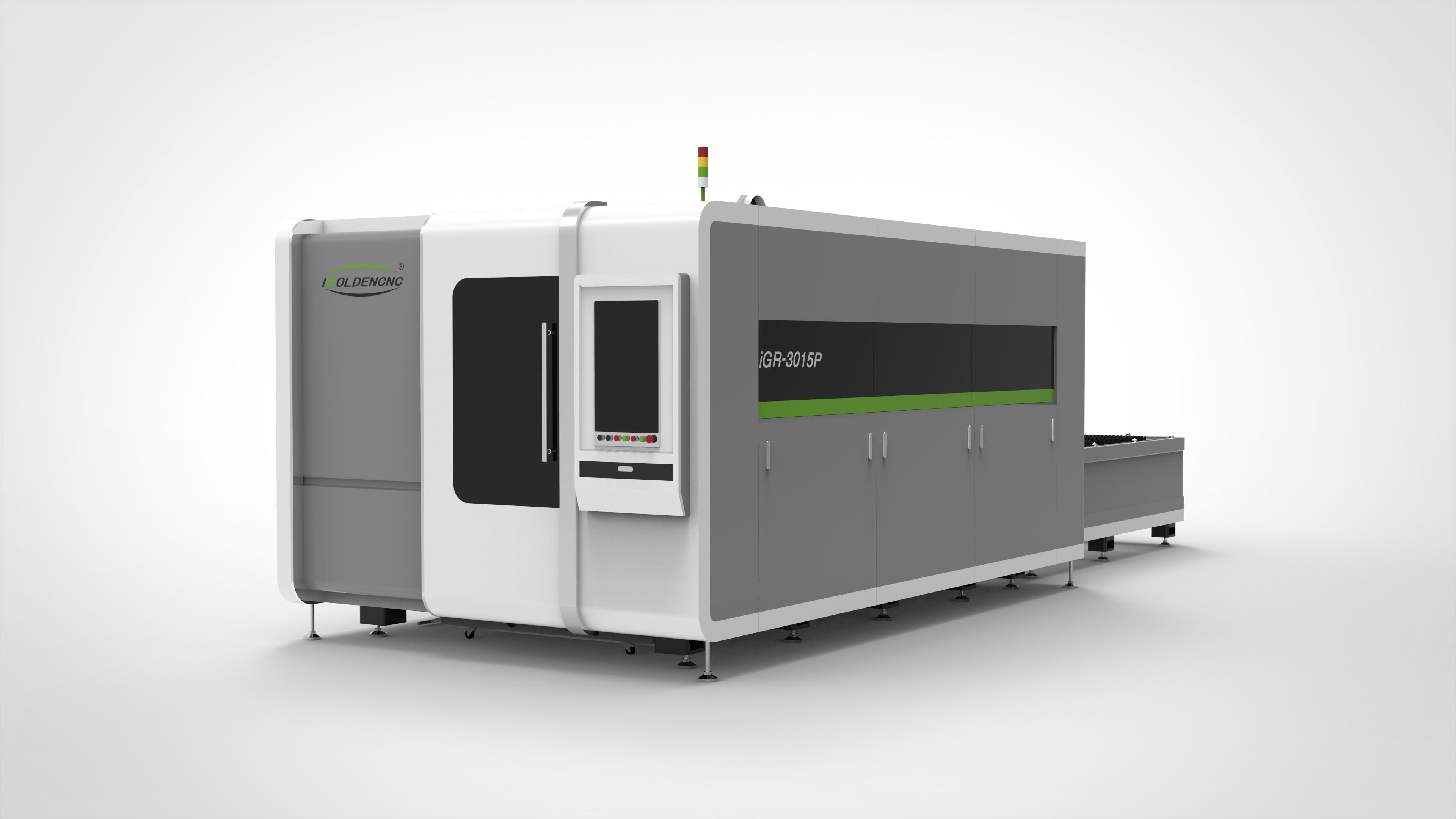 光纤激光切割机-佳梆激光-激光切割机