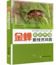 金蟬養殖技術視頻教程大全書籍知了猴種卵孵化河南山東人工養蟬蚱圖片