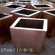 衢州市不銹鋼花盆不銹鋼花箱HED廠家定制圖片
