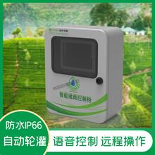 智能灌溉控制柜节水农业项目大田果园可远程控制水肥一体化系统图片