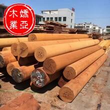 上海嬌亞木業精品印尼菠蘿格,防腐防蟲印尼菠蘿格木價格圖片