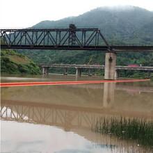 水庫取水口浮筒式攔污排設計水面攔污浮筒型號造價