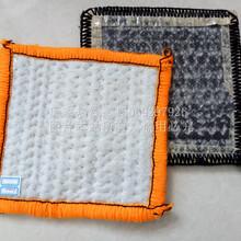 鈉基復合防滲膨潤土防水毯廠家圖片