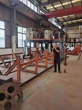 出售龙门焊两套,40矫正机一套,2米组立机一套图片