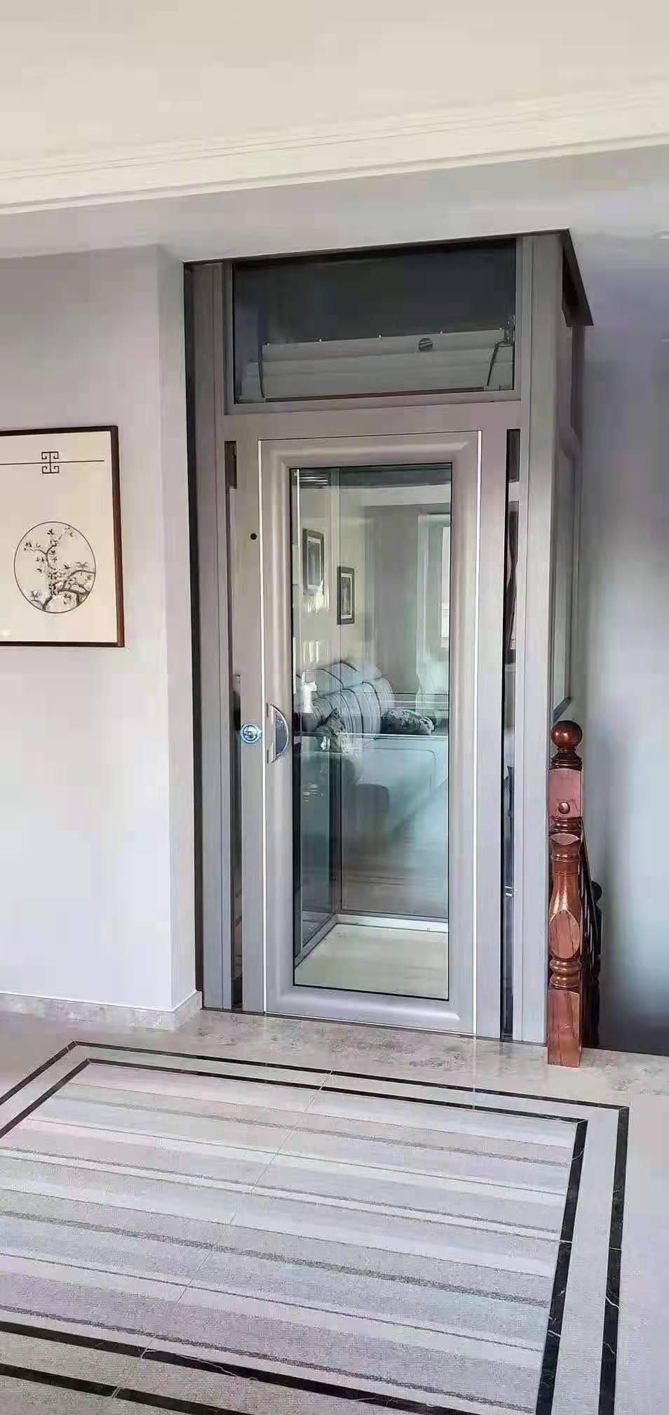私人订制复式家用电梯