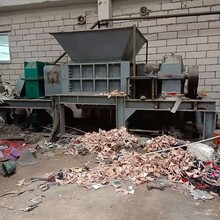 二手金屬撕碎機回收,塑料撕碎機回收圖片