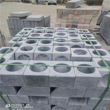 房屋排水石石材地漏石廠家批發圖片