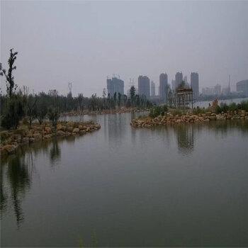景观水冲石水系河滩石产地批发