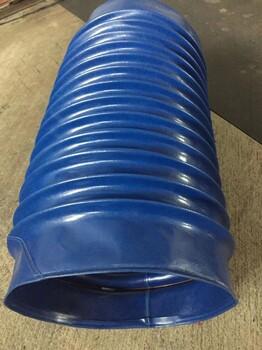 伸縮絲杠防護罩油缸伸縮保護套