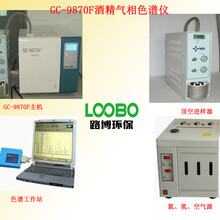 GC-9870F血液酒米青氣相色譜儀圖片