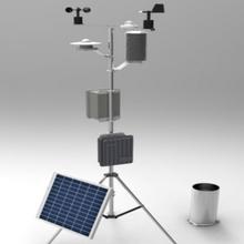 LB-PH10A型7要素自動氣象站地面自動觀測設備。圖片
