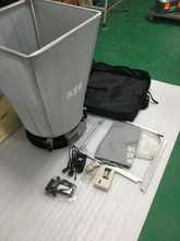 LB-FL10型新風量儀風量校正。圖片