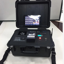 LB-PC手持尾氣分析儀。圖片