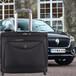 牛津布拉杆箱16寸员工礼品商务登机旅行箱航空手提行李箱单向轮