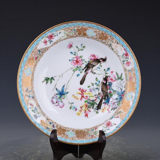 廣東佛山青花瓷器博寶免費拍賣