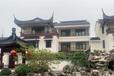 臻園中式園林別墅回歸中國傳統文化豪門大院一墅足矣