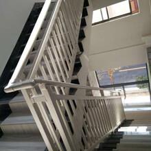 江蘇鋅鋼有樓梯扶手、樓梯欄桿的材質及工藝圖片