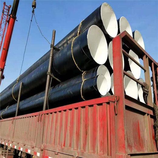淄博市橋粱打樁用3pe防腐鋼管規格廠家代理商