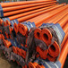河南省給水TPEP防腐鋼管現貨銷售管道廠家