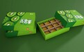 獼猴桃包裝設計_禮盒包裝_包裝紙箱_西安彩箱包裝設計