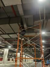 蘇州市雍隆新風系統安裝工程環保白鐵通風工程廠家圖片