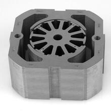 機械臂常用B35A270電工鋼伺服電機B35A270硅鋼疊片圖片