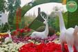 彰武吉祥物綠雕,2022圣誕節綠雕,園林綠化