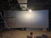 YANTOK電影院金屬銀幕定制幕布定制3D熒幕