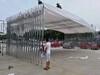 戶外推拉雨棚鋼筋棚活動帳篷停車棚廠家