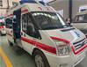 金華120救護車出租價格合理