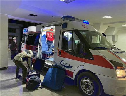抚州跑长途救护车收费合理