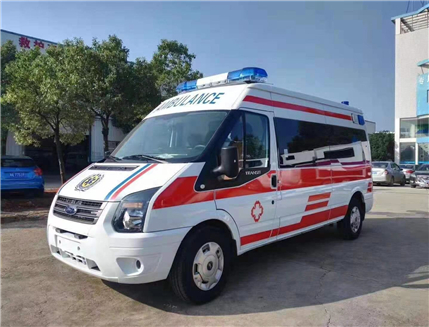 泸州救护车长途转院24小时服务