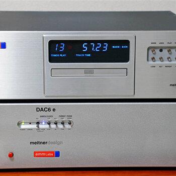 EMM音響SACD機CD轉盤不讀碟不出倉維修