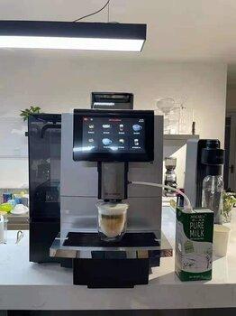 咖博士F11BIG全自动商用咖啡机,触屏一键奶咖商用咖啡机