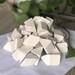 高鋁瓷磨料斜圓柱磨石去毛刺倒角除銹氧化鋁陶瓷拋光