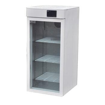 綠科商用學生奶加熱保溫暖柜立式恒溫箱熱飲豆漿早餐粥熟食展示柜