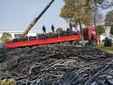 北京废旧电缆回收价格多少钱图片