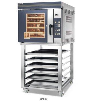 美廚商用電烤箱MFE-5D熱風烤爐5盤熱風爐