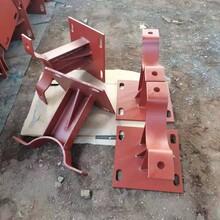 佰譽銷售J5型H型焊接滑動管托,滑動管托支架廠家