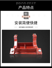 佰譽銷售HD3-b型滑動支架建筑管道滑動管托支架規格