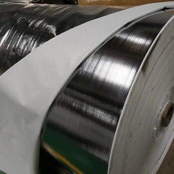 福州铝箔编织覆膜布厦门集装箱防潮包装真空包装铝箔布